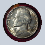 1941-S Jefferson Nickel BU GEM - With Steps  ( BU )