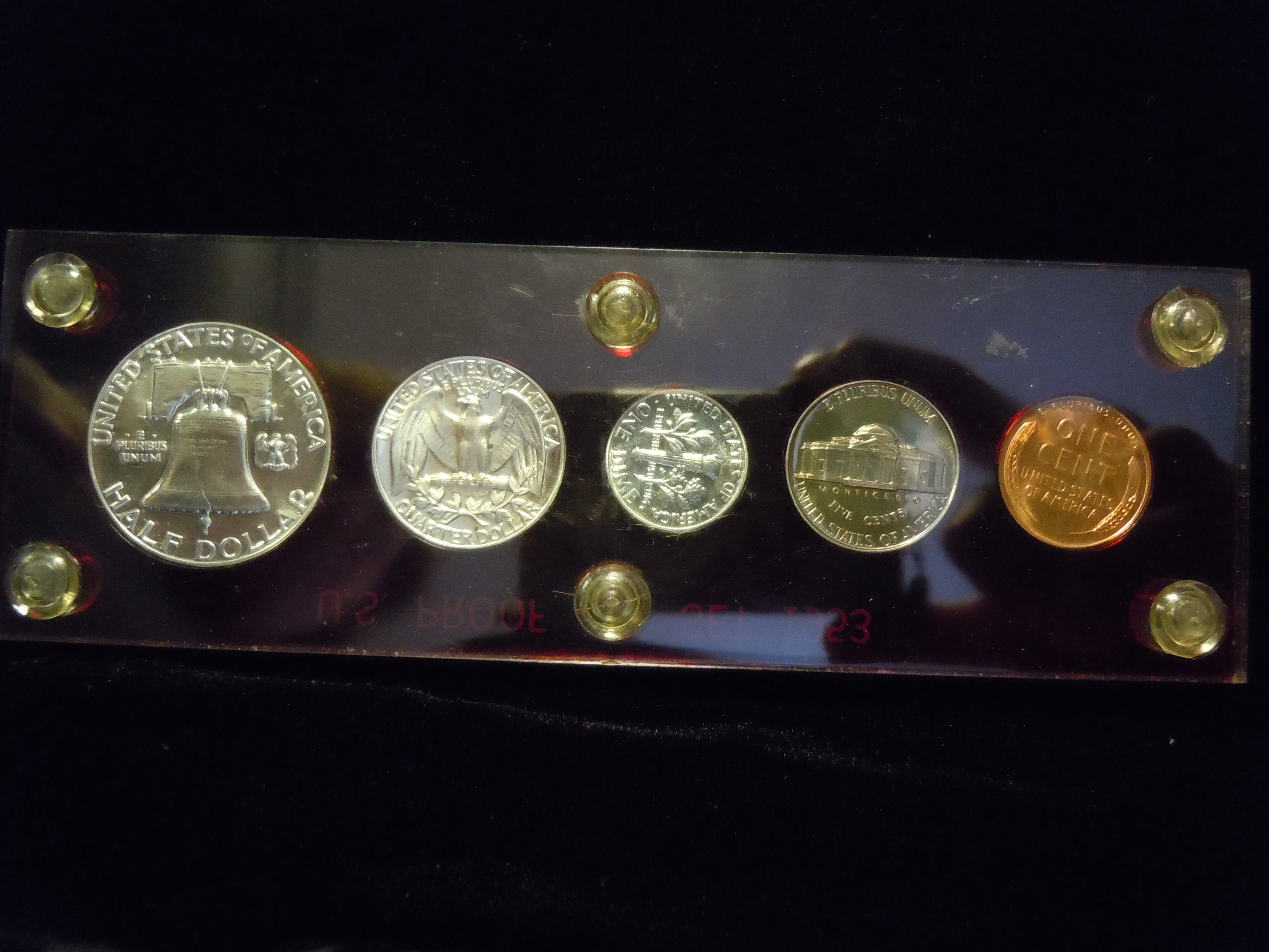 1953 Proof Set